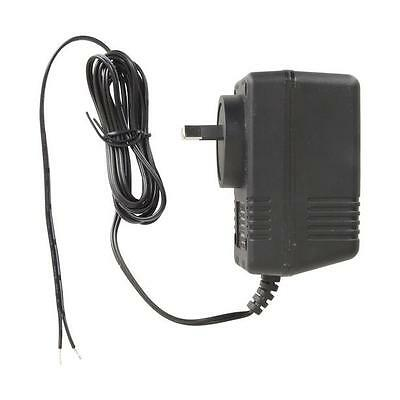 AC 240V to AC 24V 1A 1000mA Electrical Power Supply Adapter Converter Bare Ends