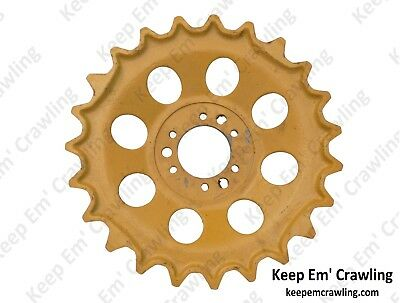 M3098T (T16261T) Track Drive Sprocket for John Deere 420C 440IC 440ICD & 1010C