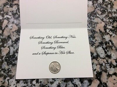 Wedding Sixpence