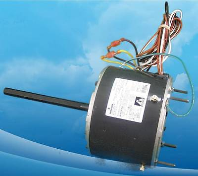 5458 EMERSON-US Motors 1/3 - 1/6 HP 1075 RPM 208-230 VOLT CONDENSER FAN MOTOR