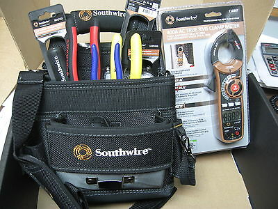 Southwire 9 Piece Tool Kit w/Clamp Meter