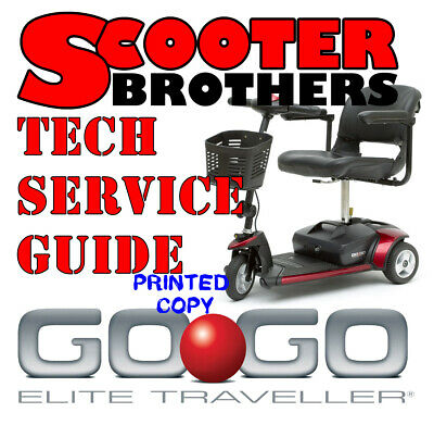 ultimate service guide for pride gogo scooter technical repair rh picclick com Mobility Scooter Parts Repair Manuals Pride Mobility Revo Scooter Manual