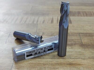 SCS -**BRAND NEW** 001-43-0937-000 .9375 15//16 4 FL AlTiN Carbide End Mill