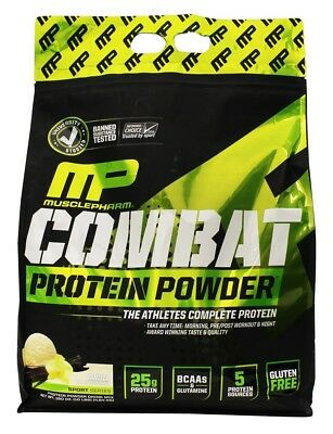 MusclePharm Sport Series Combat 100% Whey 2 OR 5 lbs - Pick Flavors Whey Protein