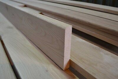 "Oak Skirting Board 1x5"" PAR to Bullnose 20x125mm Solid Oak - 100% Solid Oak"
