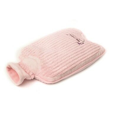 Warmies Lavender Scented Soft Fleece Pink Spa Therapy Microwavable Wheat Bottle