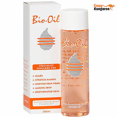 Bio-Oil Specialist for Scars and Stretch Marks 200ml - Free Delivery