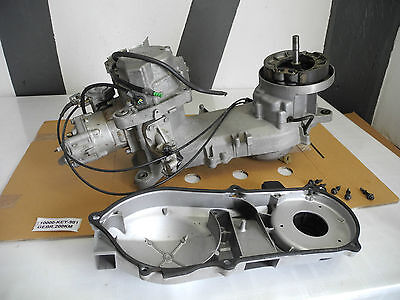 Motor kompl. Engine Assy Honda Pantheon 125 BJ.98-02 gebraucht used