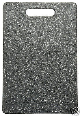 Taylors Eye Witness Black Granite Effect Chop Cutting Chopping Board Black