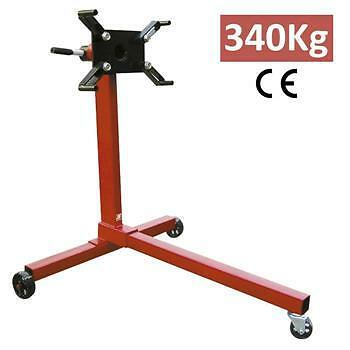 Workshop Garage Engine Mount Support 340KG Capacity