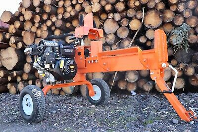 12 ton Venom Hydraulic log wood  splitter petrol briggs and Stratton portable