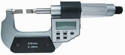 "0 - 1"" / 0 - 25mm  Electronic Blade Micrometer"