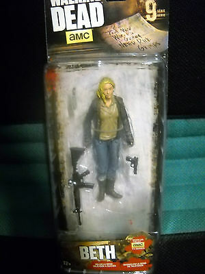 Walking Dead Serie 9 Beth Action Figur, Neu!