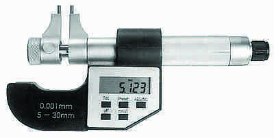 "1 - 2"" / 25 - 50mm Electronic Inside Micrometer"
