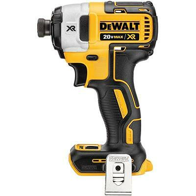 DEWALT DCF887B 20V MAX XR Brushless 3-Speed 1/4in Impact Driver (Tool Only)