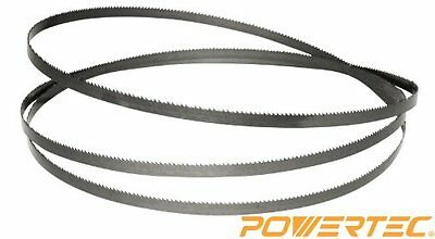 "POWERTEC Band Saw Blade - 59.5 "" X 3/8 "" X 6TPI, New, Free Shipping"