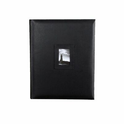 Savoy Black 6x4 Slip In Photo Album - 300 Photos