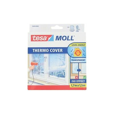 Film de survitrage Thermo Cover 1,7mx1,5mFilm de survitrage Thermo Cover 1,7mx1,