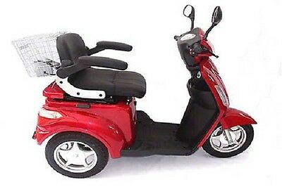 Green Choice Moto 48V Mobility Scooter. Shipping available.