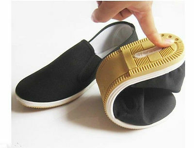 comfortable Rubber cotton handmade kung fu Tai chi slipper Leisure shoes Chinese