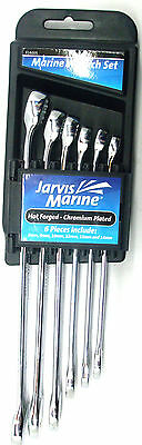 Jarvis Marine Wrench Set BRAND NEW
