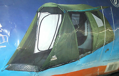 Jarviswalker Adventure 6 Man Tent Brand New
