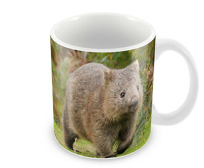 Wombat  Coffee Mug Free Personalisation