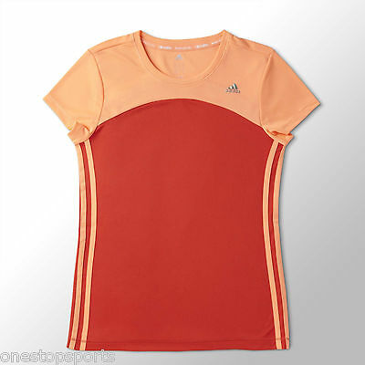 adidas girls orange climalite sports top. Sports top. Sports T. Various sizes!