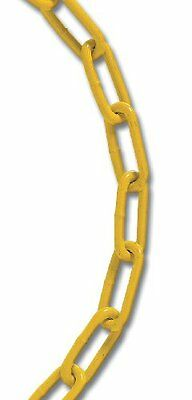 Koch 722926 Coil Straight Chain, Trade Size 2/0 by 100 Feet, Yellow Chromate Pla