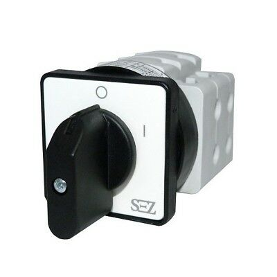 Cam Switches 32A 0-1 3P S32 Jd 1103 A6