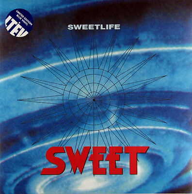 SWEET Sweetlife LIMITED EDITION BLUE VINYL LP - RSD 2016