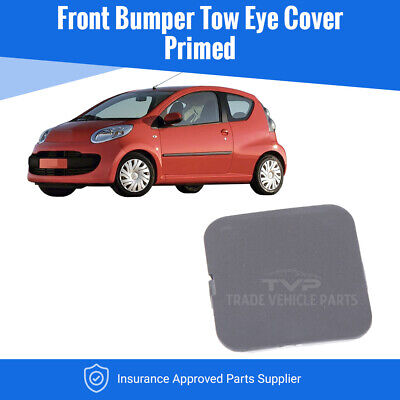 Citroen C1 2005-2009 Front Bumper Towing Eye Cover New Insurance Approved