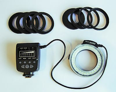 Meike FC-100 Led Macro Flash Ring