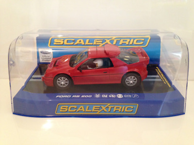 Scalextric C3319 Ford RS 200 Collector Centre