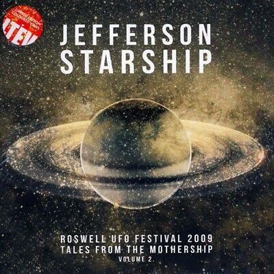 JEFFERSON STARSHIP Roswell UFO Festival 2009 Tales From The Mothership Vol 2