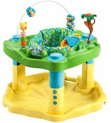 Baby Bouncer Seat Jumper Walker Infant Toddler Animal Learning Toys Play Set New