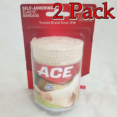 Ace Athletic Self-Adhering Bandage, 3inch Width, 1ct, 2 Pack 051131203693A299