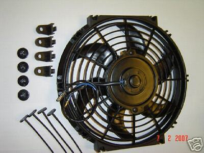 """Thermo Fan 10""""inch 24volt 24V Electric Cooling Fan 24v  f1"""