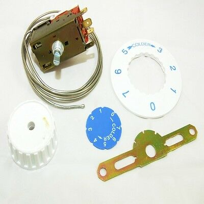 Generic Cyclic Defrost Thermostat 2 Door Fridge / Freezer K59-L1102 Ranco VT9