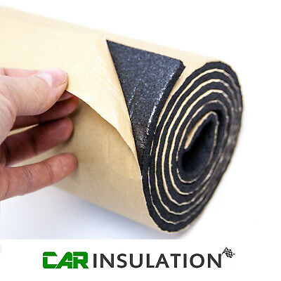3mm Black Closed Cell Foam Self Adhesive Off The Roll High Quality Waterproof UK