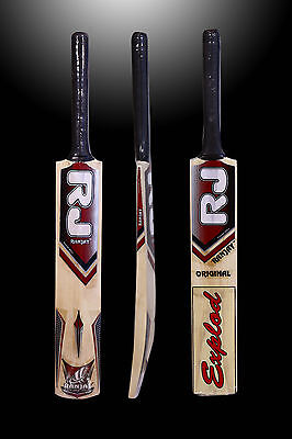 New Original Custom Cricket Bat Himachal Willow Brand New Ready To Play