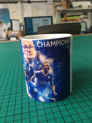 Leicester City Champions 2016 Great New MUG