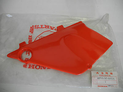 Seitendeckel links Sidecover left Honda MT50 MT80 New Part Neuteil