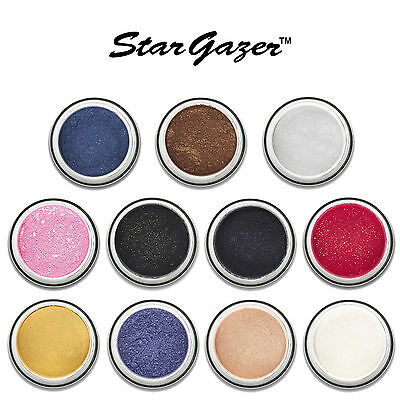 Stargazer Loose Powder Eye Dust Eye Shadow Shimmer Pigment