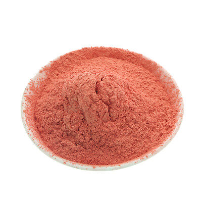 Cosmetic Grade Natural Mica Powder Pigment Soap Candle Colorant Dye Gold Red