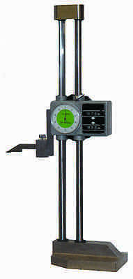 "0 - 12"" Double Beam Height Gage with Counter"