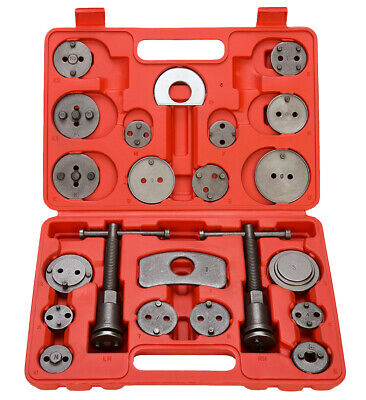 22pcs Universal Disc Brake Caliper Wind Back Tool Car Truck Auto Tool Set