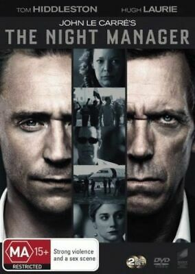 The Night Manager : S1 Series / Season 1 DVD R4