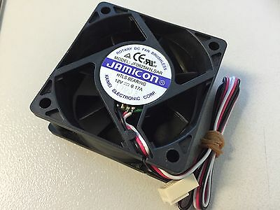 1 X JF0625H1LSAR DC FAN 12V 60mm X 25mm