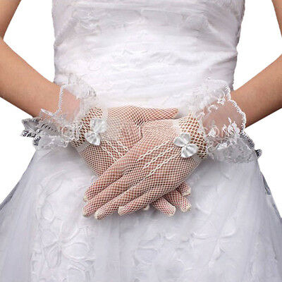 Lace Fishnet Gloves Lace Gloves Fingered Gloves